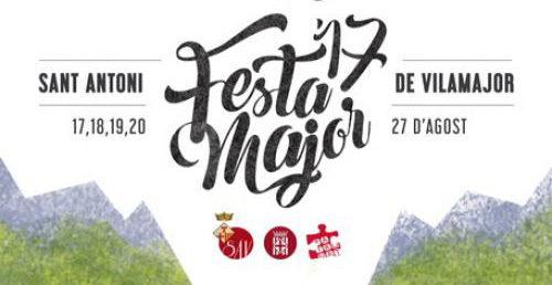 Taller de Pintura Infantil en las Fiestas de Sant Antoni de Vilamajor 2017