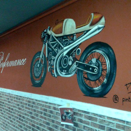 Pintura Mural y Rotulación