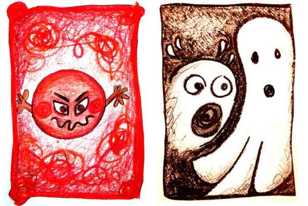 Taller de Pintura Infantil: Les 5 emocions